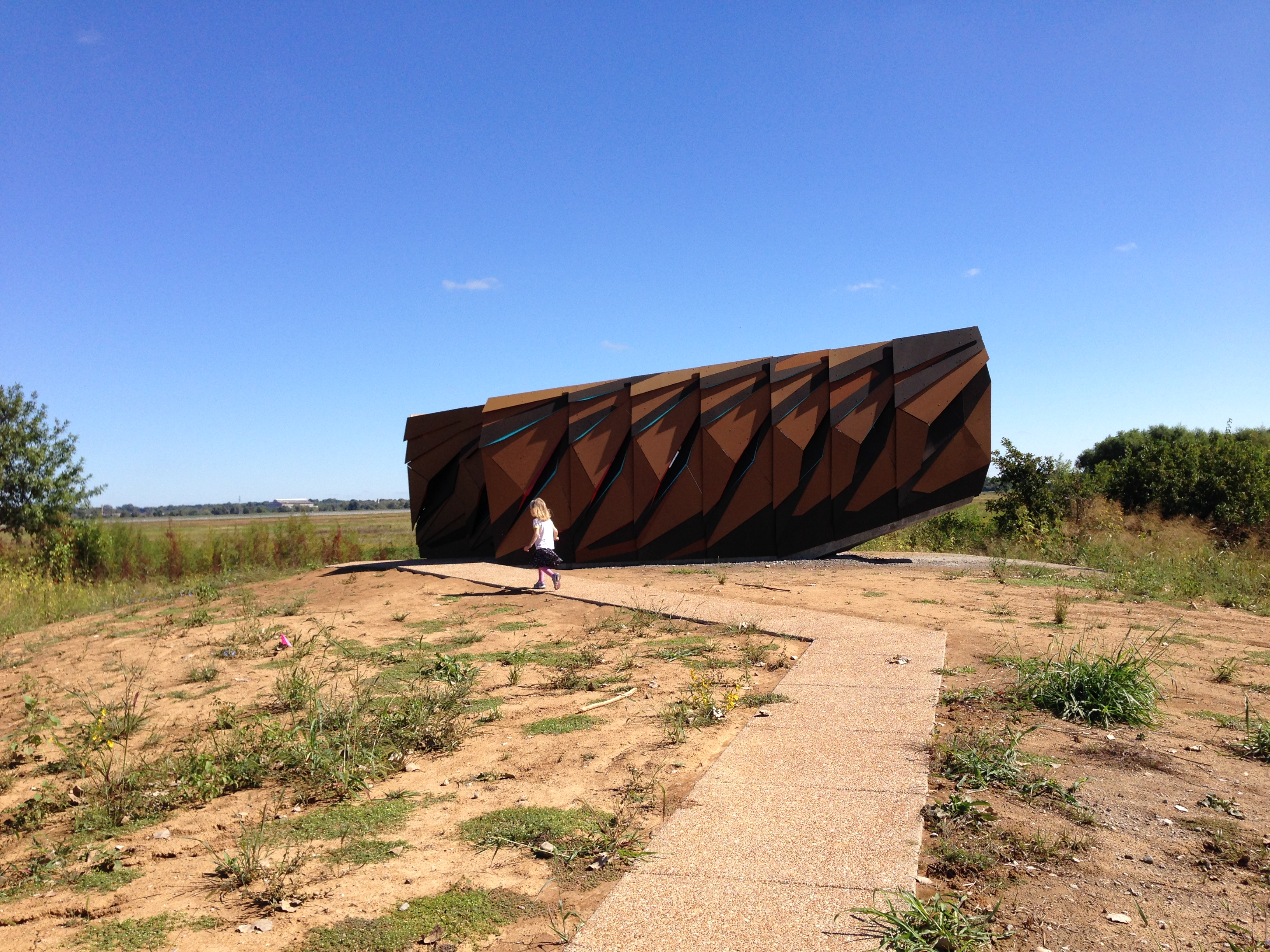WU Arch Studio - Riverlands Bird Blind