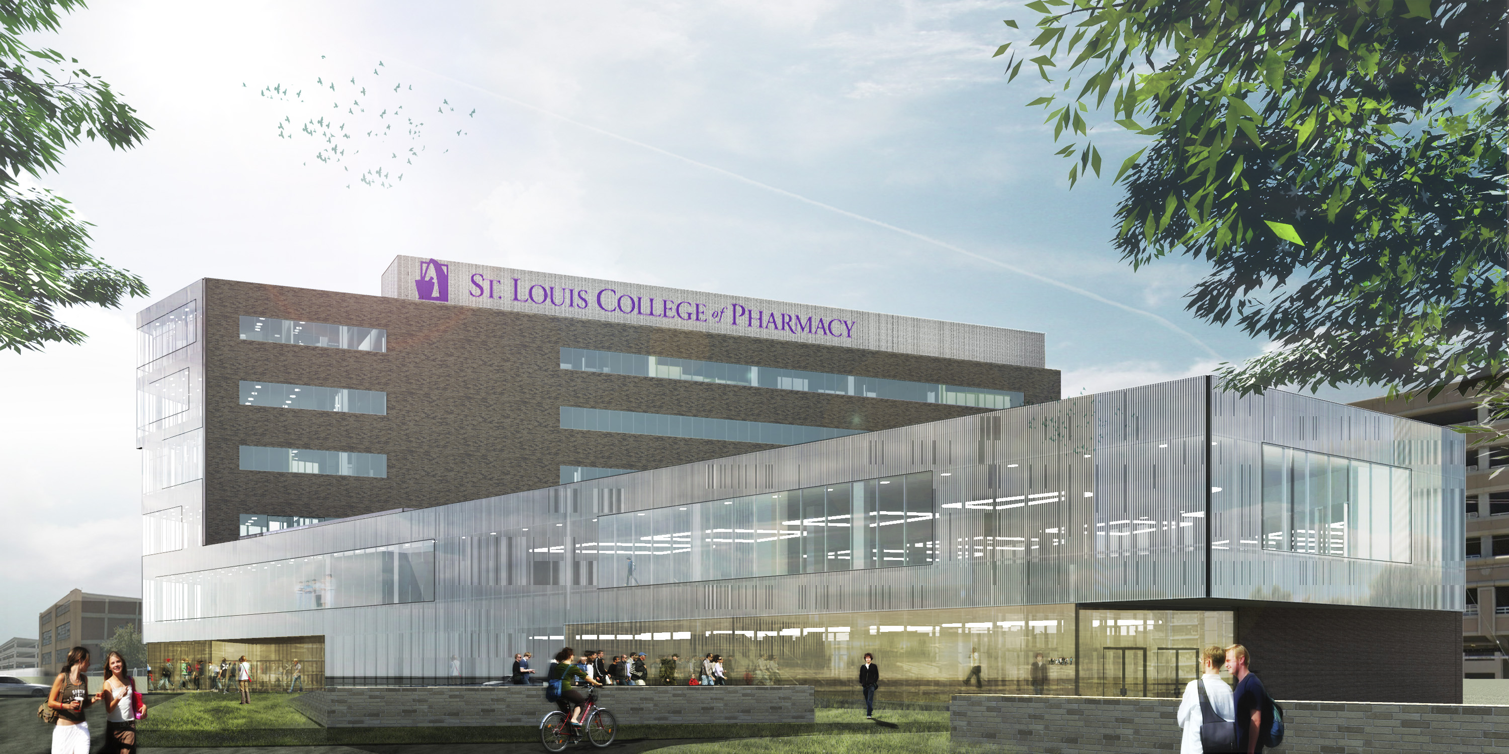 St. Louis College of Pharmacy - St. Louis, MO
