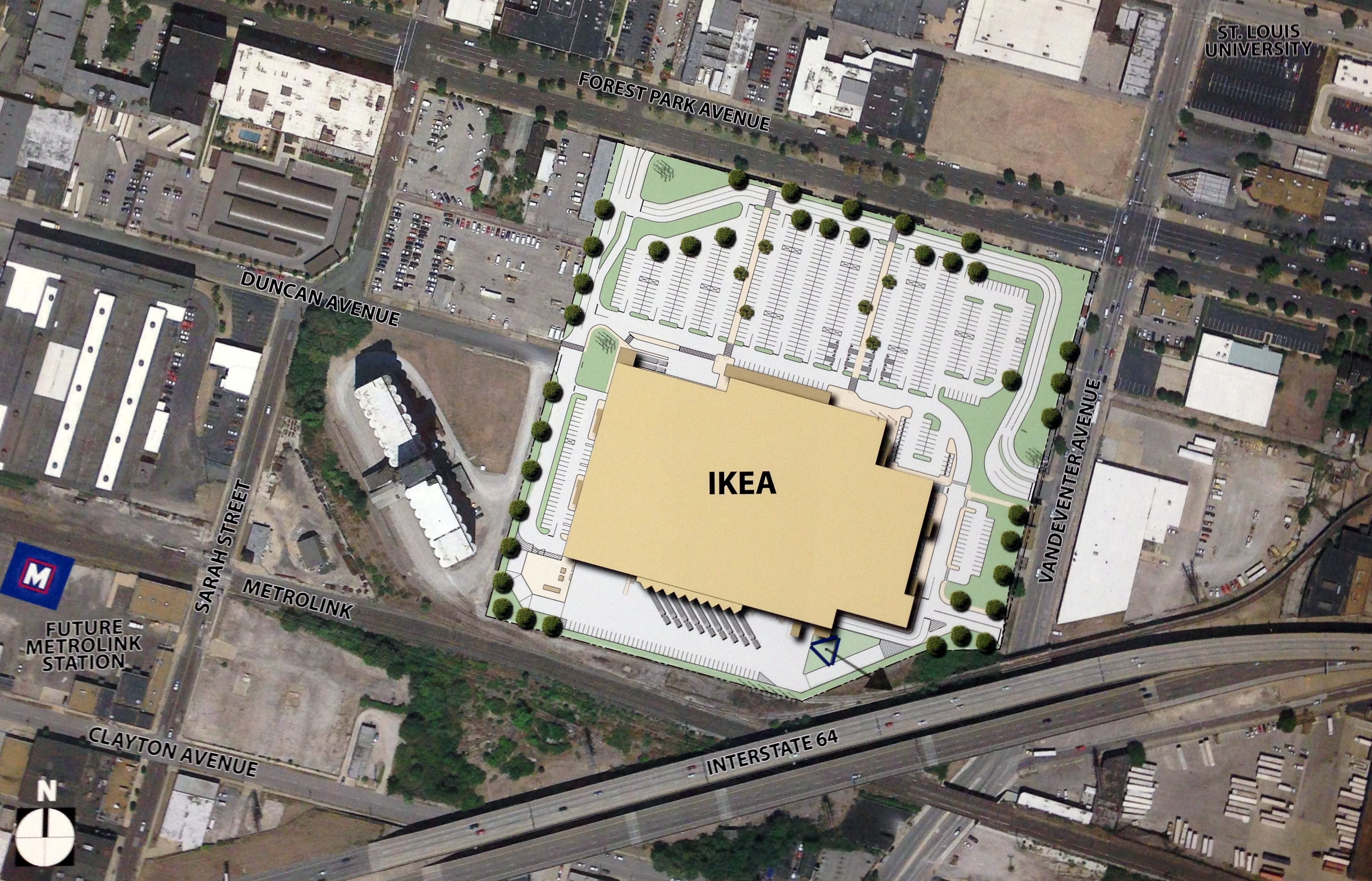 City of St. Louis - IKEA