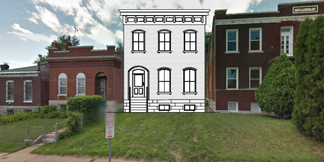 Forest Park Southeast Endorses Mix of Contemporary, Historic Infill