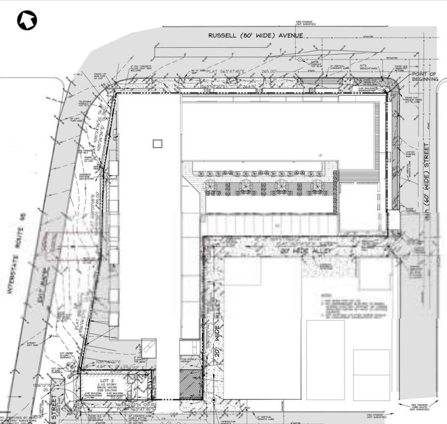 1302-24 Russell Boulevard_site plan