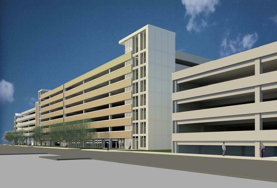 Image result for Barnes Jewish Hospital East Garage