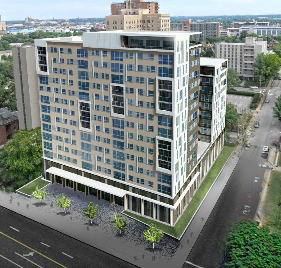 4494 Lindell proposal - St. Louis, MO