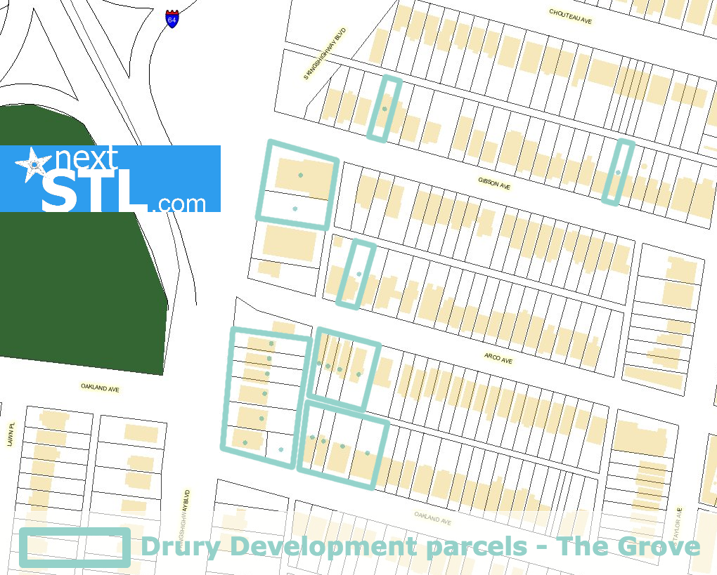 Drury Development - Forest Park Southeast