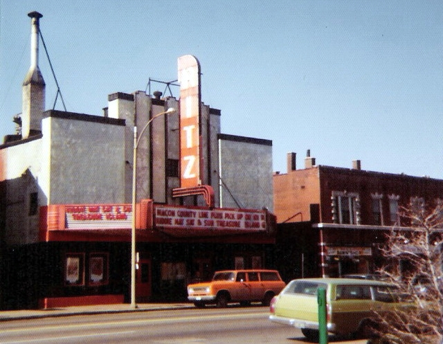 Ritz Theatre - South Grand