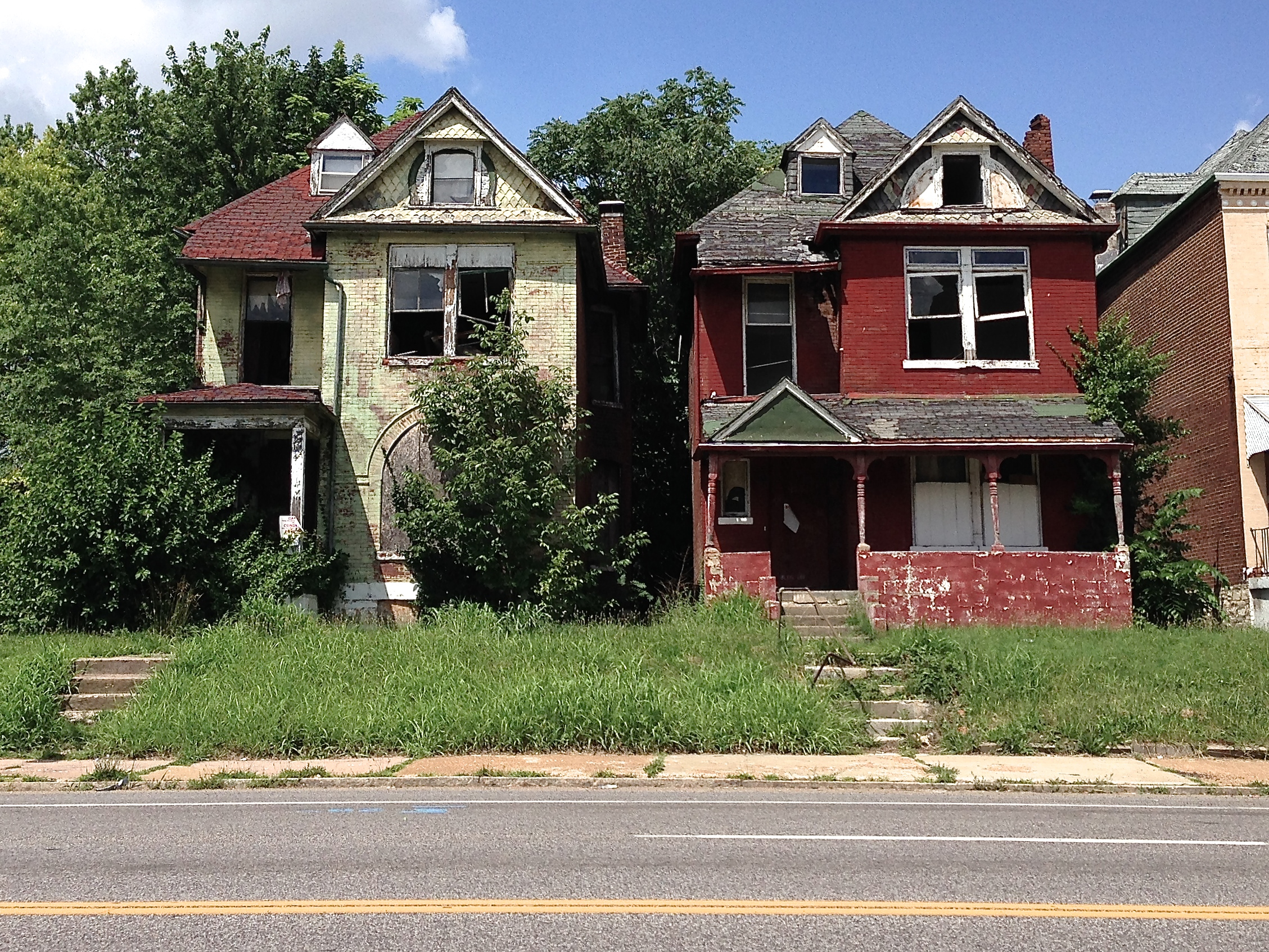26 homes and the future of demolition and preservation in st ranken demo project st louis mo