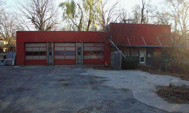 Residential Conversion of Long Vacant Auto Repair Shop Set for ...
