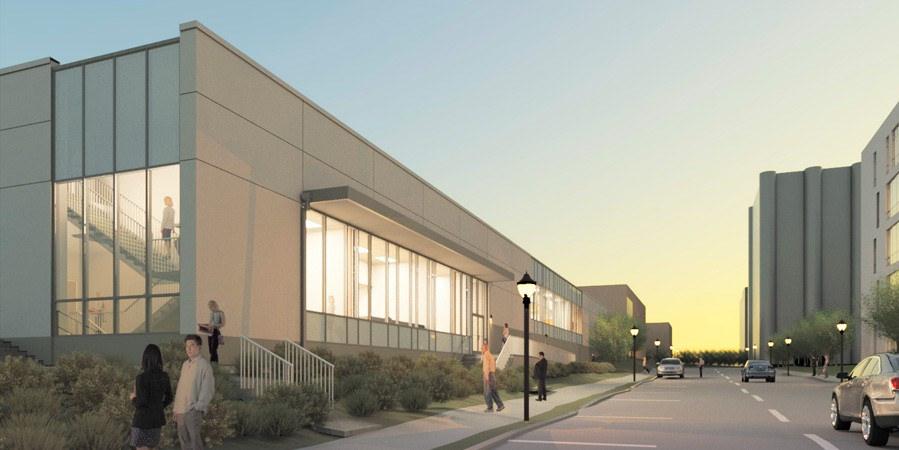 WU School of Medicine Breaks Ground on New Health & Safety Facility