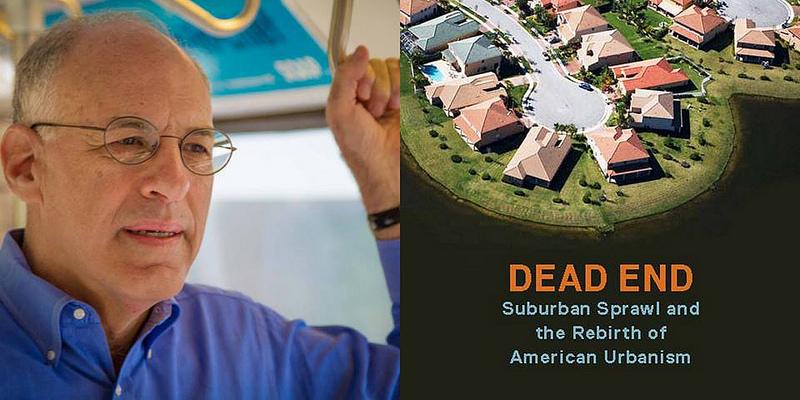"""nextSTL, UIC, Left Bank Host """"Rebirth of American Urbanism"""" Author Ben Ross"""
