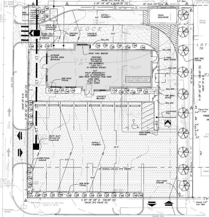 Taco Bell Building Plans Bell Free Download Home Plans