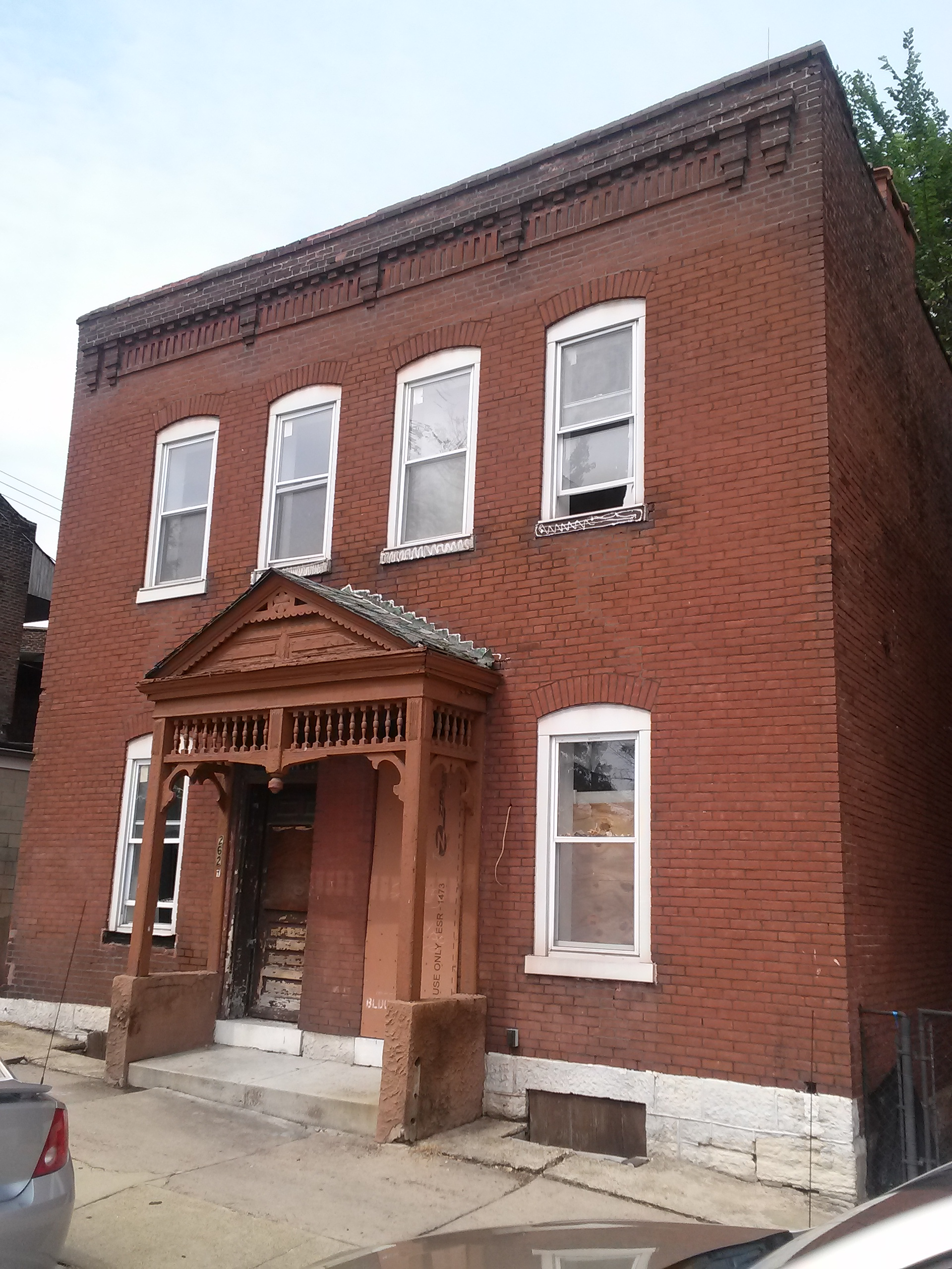 Messiah Church/Rise LIHTC project - St. Louis, MO