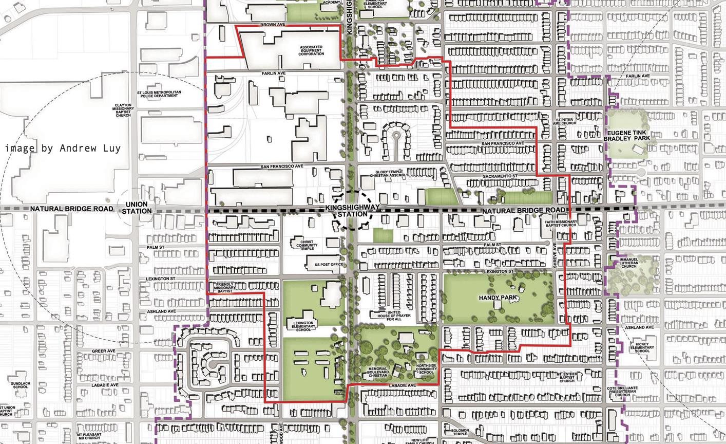 NorthsideSouthside MetroLink Expansion and Transforming Transit in