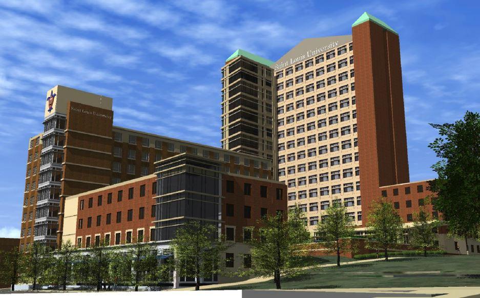 New Saint Louis University Residential Complex to Break Ground Spring 2015
