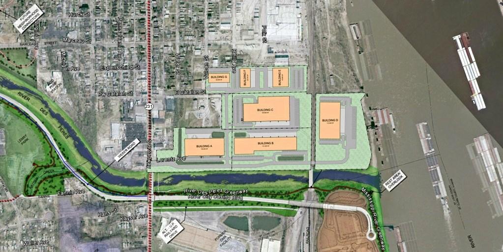 Green Street Moves Ahead on Carondelet Coke Plant Business Park Redevelopment