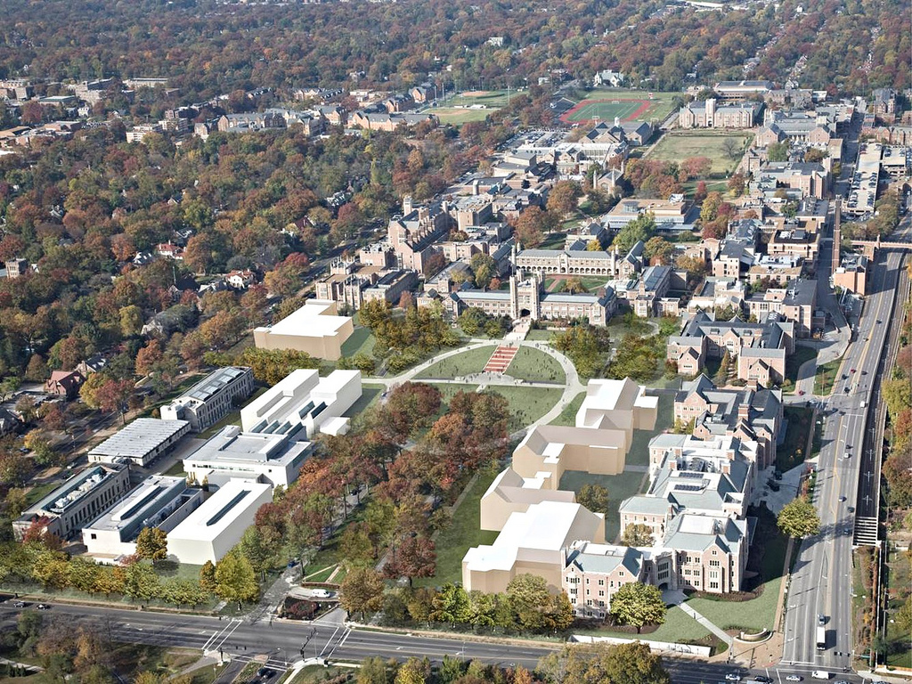 Washington University Set For Major Transformation Of Danforth