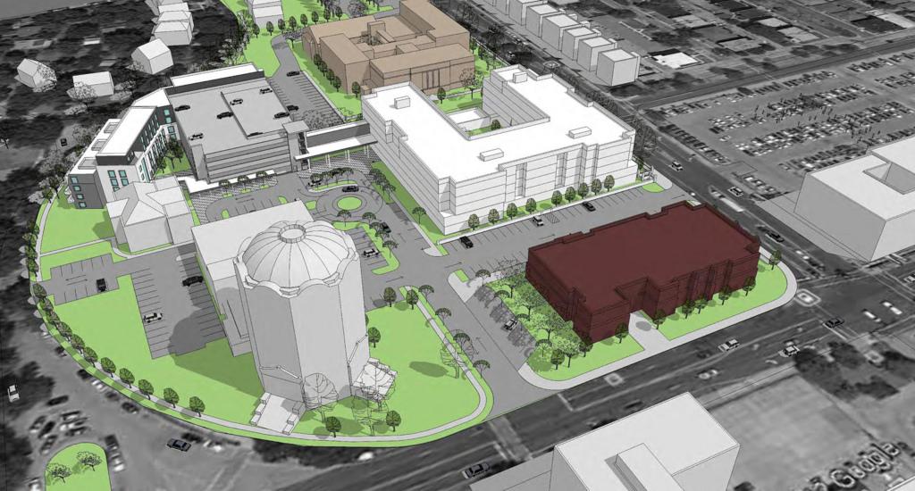 New Residential Development Proposed for U-City Delmar Harvard School Site