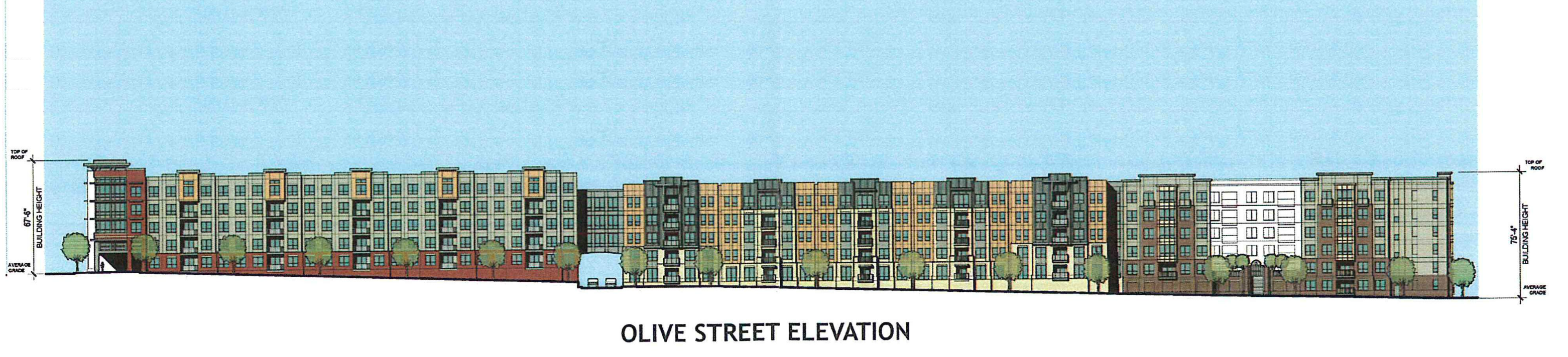 Olive apartments - St. Louis, MO