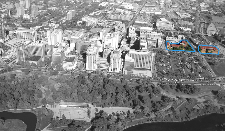 Washington University Aims to Convert Shriners, CID Buildings to Student Housing