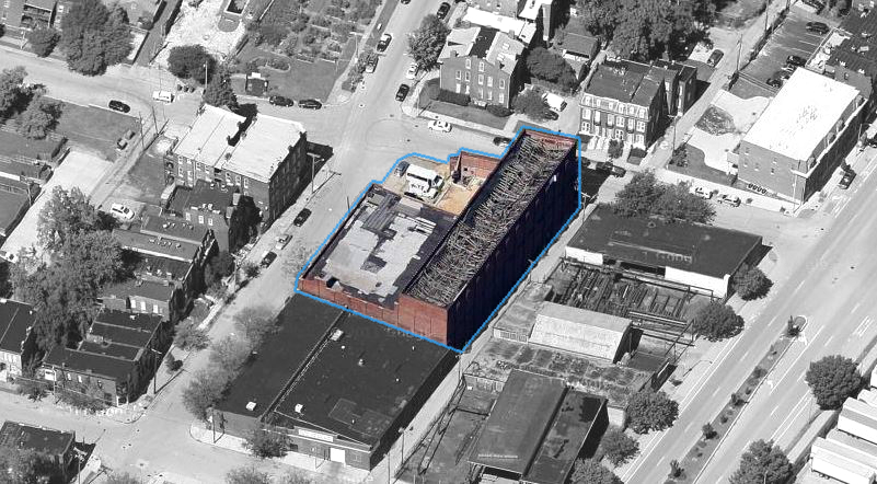 Soulard's Long Vacant Polar Wave Ice Factory to Become 42 Apartments