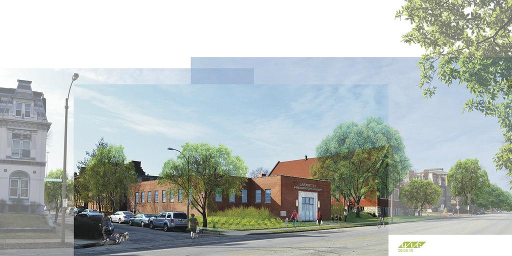 Lafayette Prep Academy Plans New Home at Lafayette Baptist Church