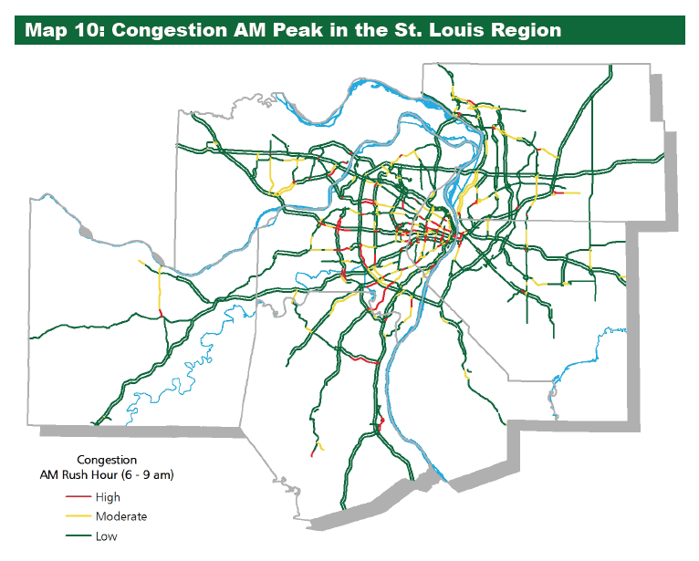 Connect2045 East-West Gateway Transportation Plan