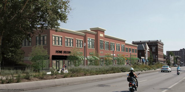 Driving By South Grand: New Buildings Miss the Mark