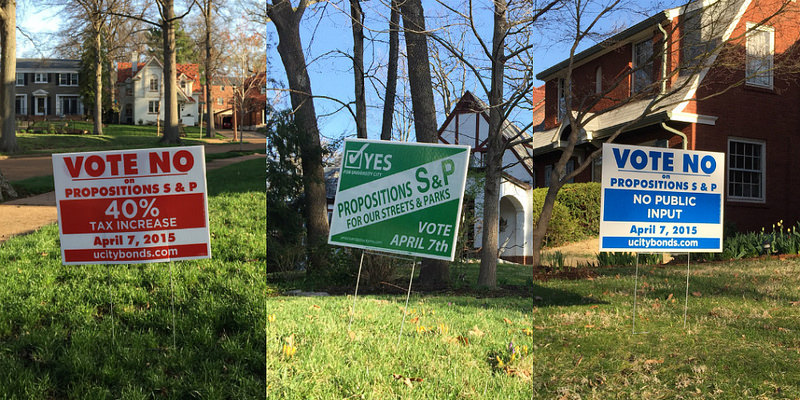 As Dysfunction Dominates, University City Voters Confront Bond Proposals for Streets and Parks