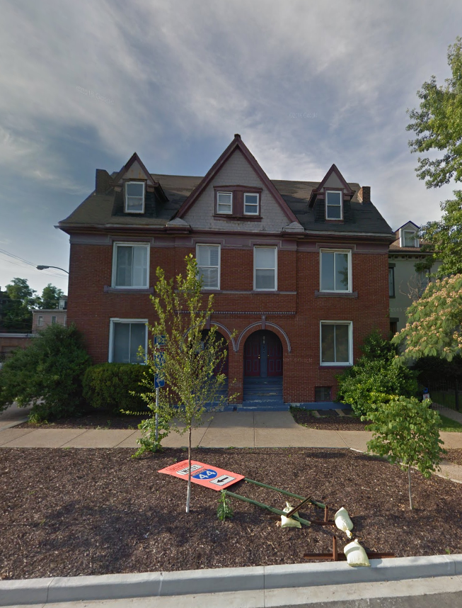 $250,000 Permit Issued for 1725 Lafayette 4-to-2-Family Conversion