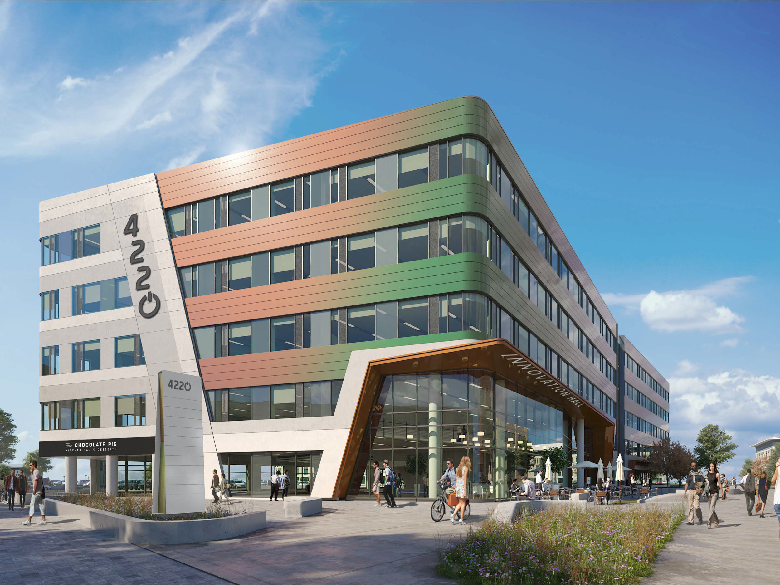 Cortex Unveils New 4220 Duncan Building