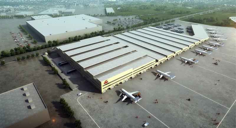 A New International Cargo Terminal at Lambert May Just Change St. Louis