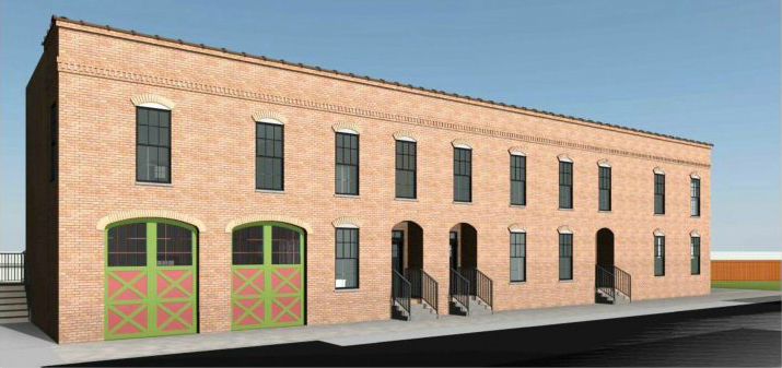 Three Townhome Projects Continue Historic St. Louis Infill Trend