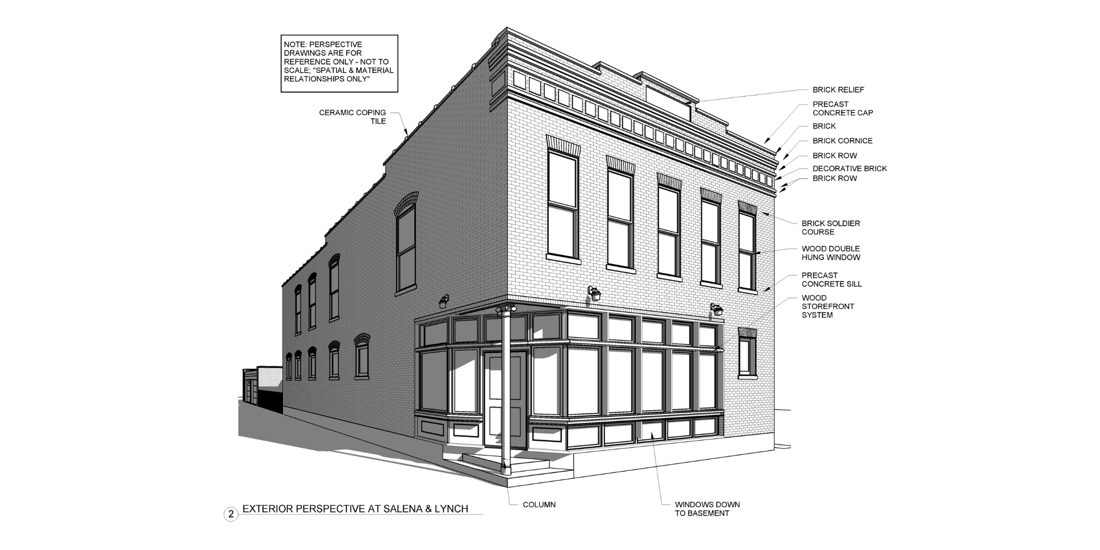 Benton Park Retail Corner Residential Infill Takes Historic Replica to a New Level