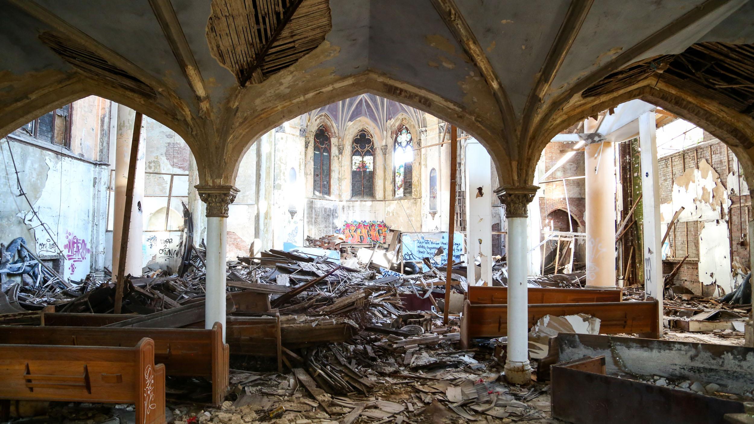 St. Augustine's Roman Catholic Church – Part 2: A Look Inside
