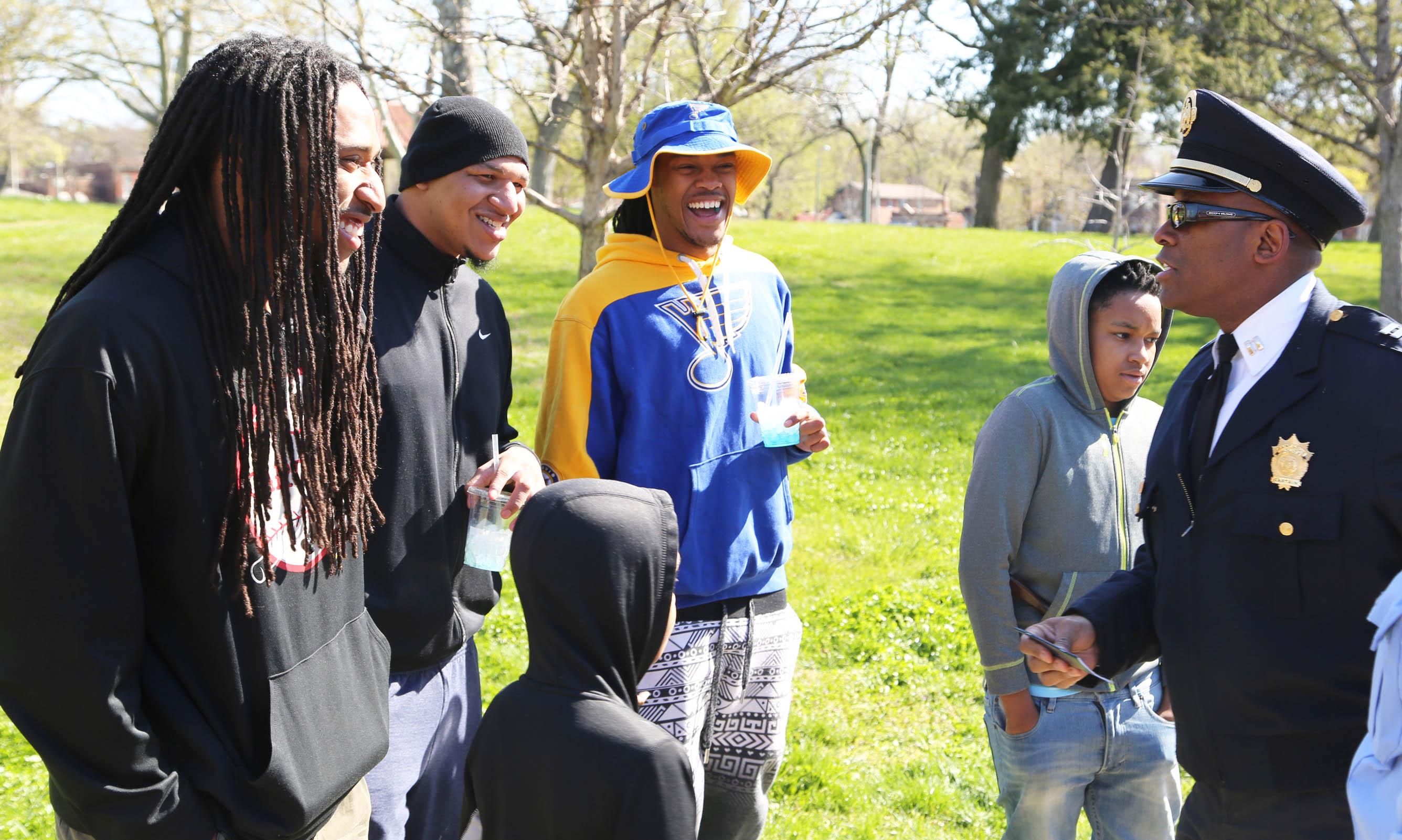 Crime in St. Louis: A Bright Spot