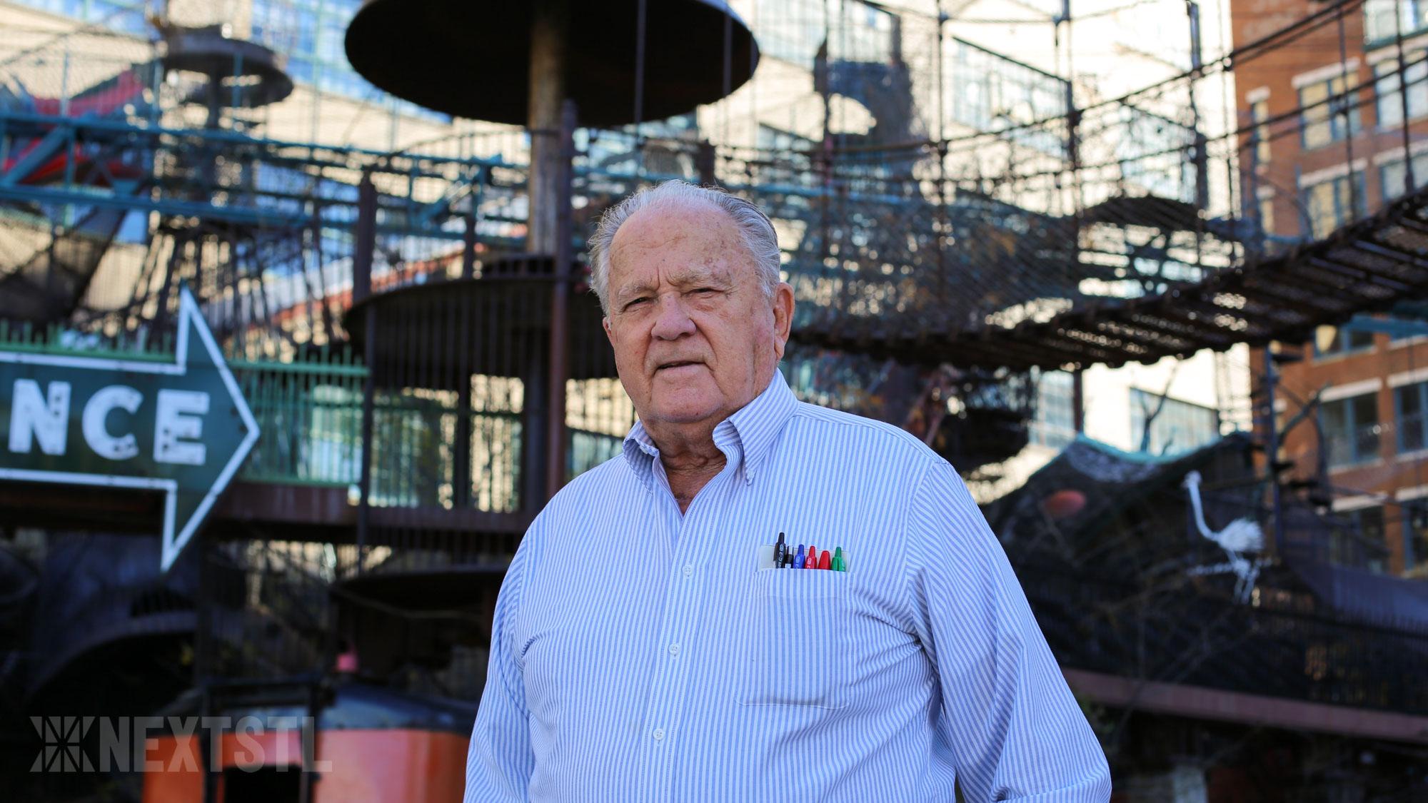 Ron Fischer: The engineer behind City Museum