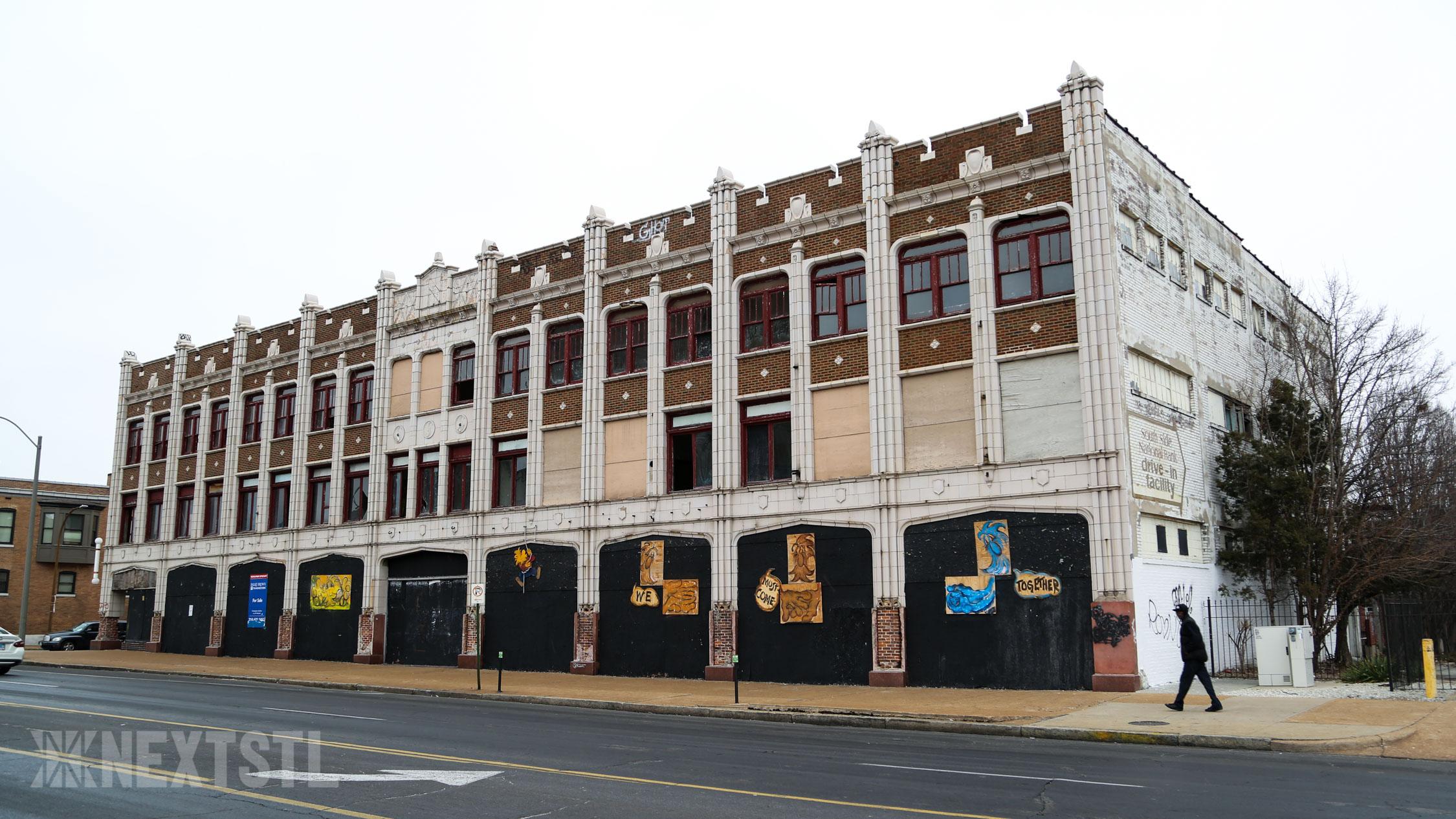 Garcia Properties purchases Grandview Arcade building in Gravois Park