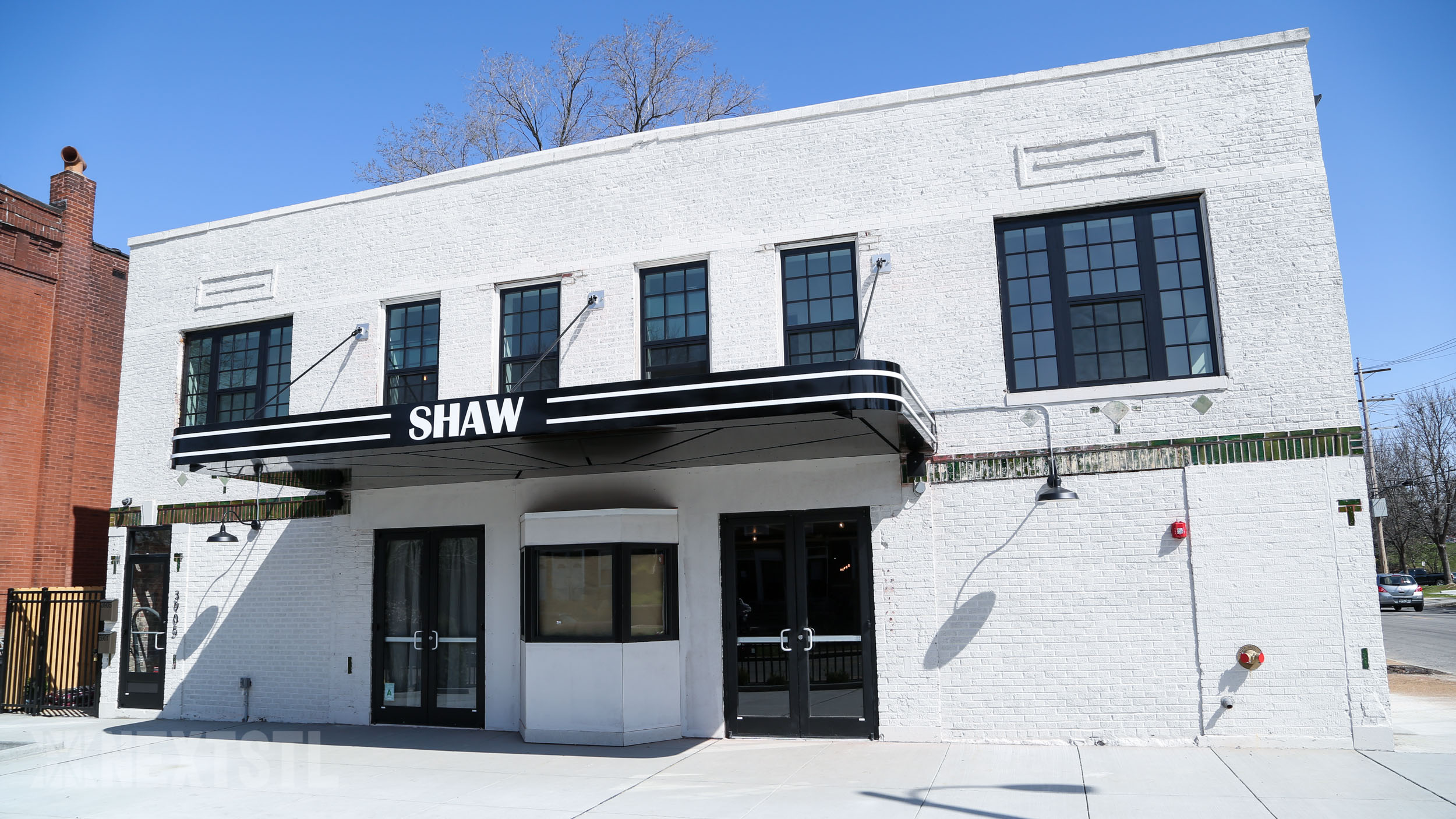 First Look: Renovated Shaw Theatre Becomes Wild Carrot