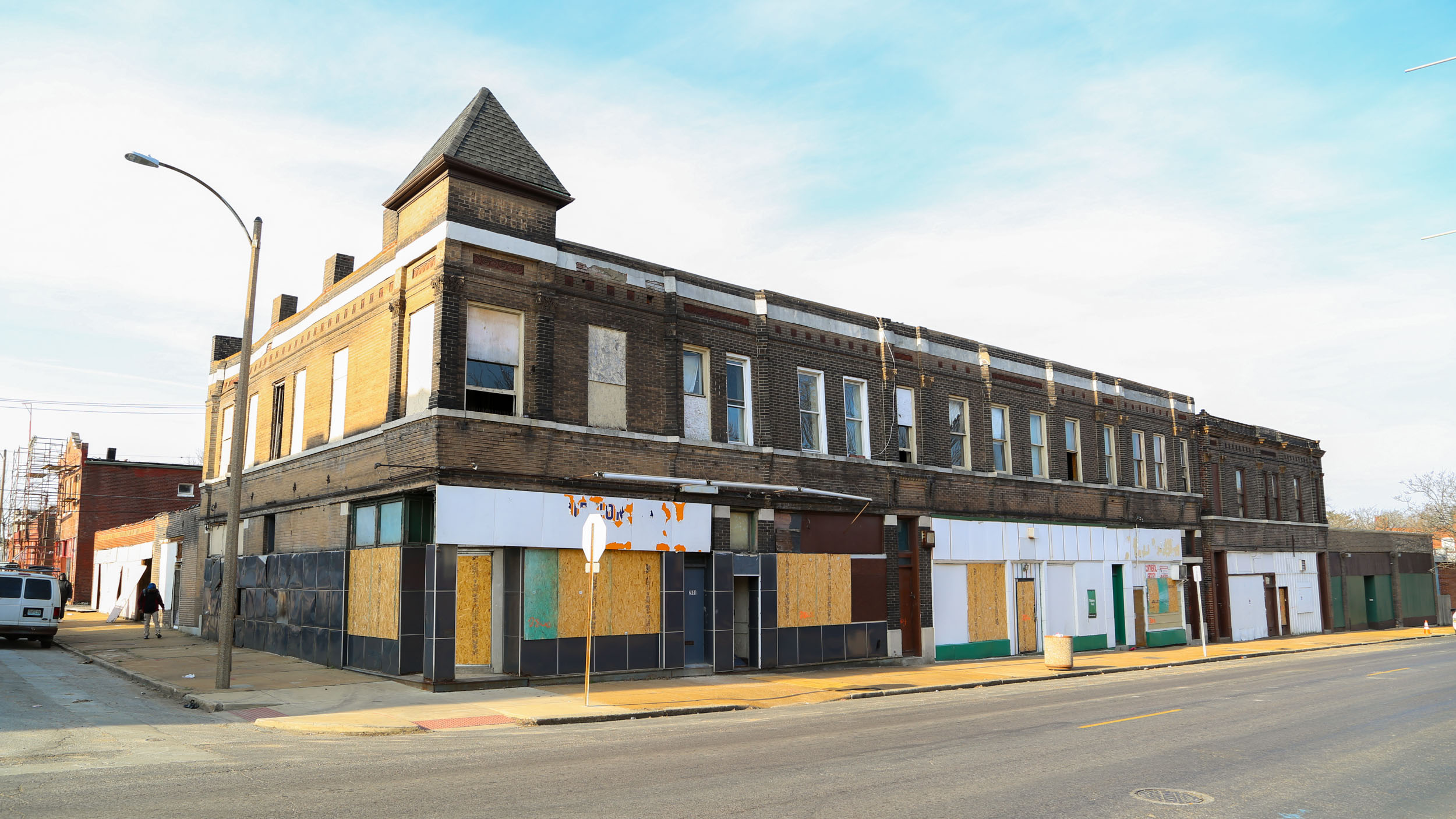 Rise Breaks Ground on First of 16 Historic Renovations in Gravois Park and Dutchtown