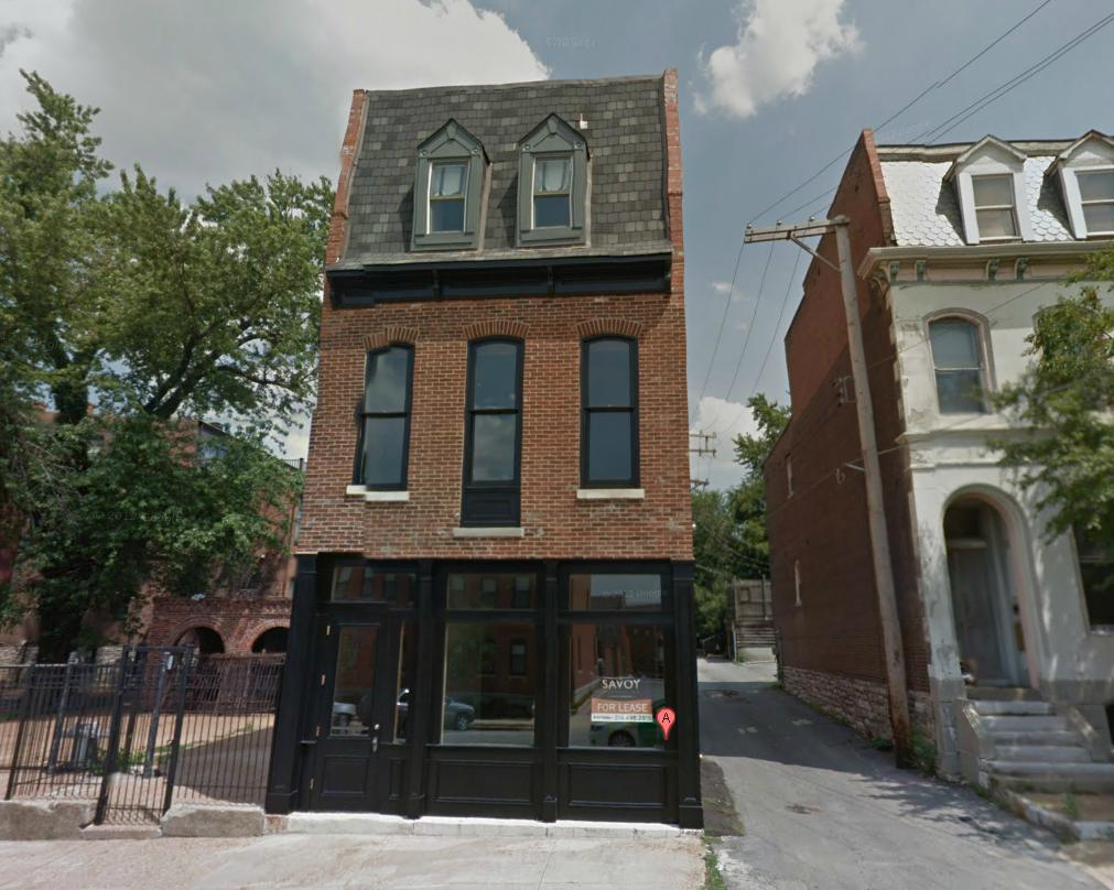 A Look Back: 1016 Mississippi in Lafayette Square Goes From Ruins to Rehab