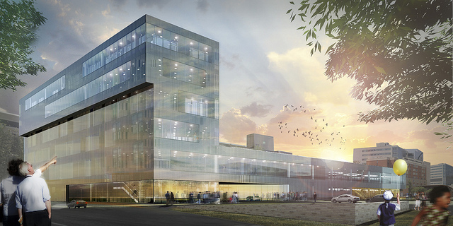 St. Louis College of Pharmacy Releases Renderings of New 213K sf Central West End Campus Project