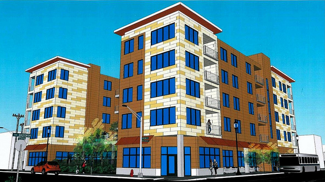 Hotel, Bank and Mixed-Use Infill Proposals Come Before Forest Park Southeast Next Week