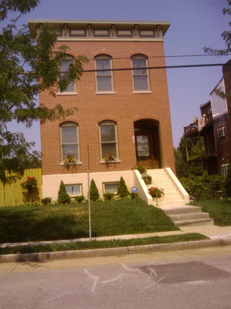 New Homes Sprout Up on Lafayette Square Vacant Lots