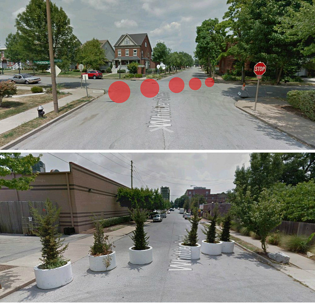 Another Central Corridor Street Closure: Whittier Follows One-Way Olive at Alderman's Request