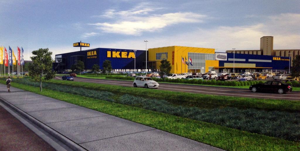 IKEA Details Plans for City of St. Louis Store