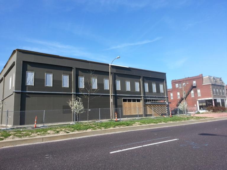 New Commercial Building Rising on Delmar (5101 Delmar)