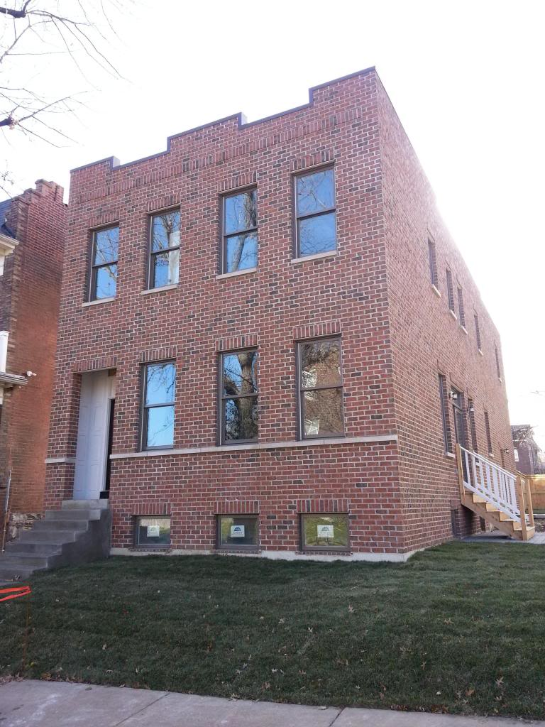 Update: New Single Family Home at 4274 Flad in Shaw Nearly Complete