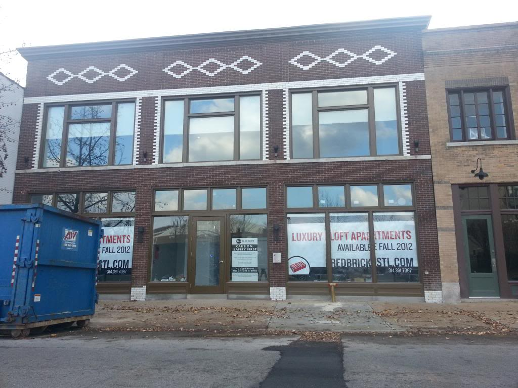Update: Rehab of 4432-34 Olive in the Central West End Nearing Completion