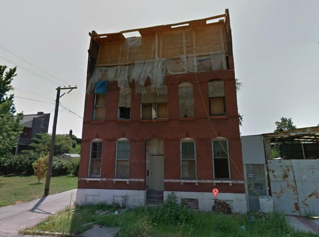 Old North St. Louis Four Family to See Rehab (2813-15 N. 13th)