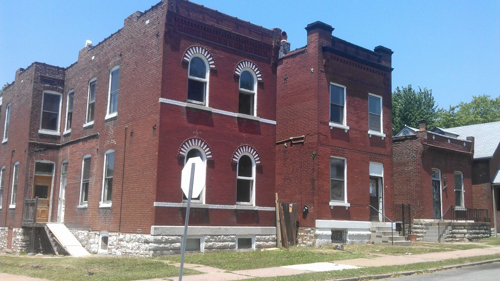 Benton Park West Structure to be Rehabbed (3259 Minnesota)