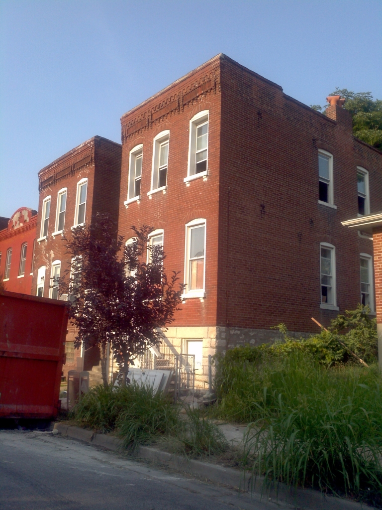 Another Rehab Comes to a Hot Block in Benton Park (3312 Missouri)